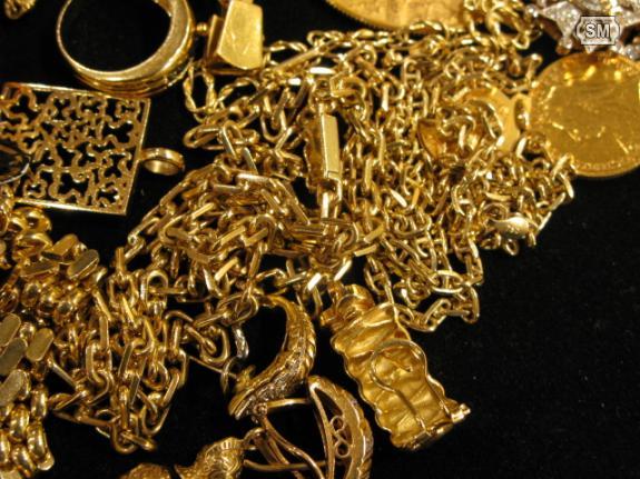 Joyas de oro, un toque de distinción