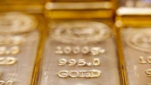 Las estadísticas norteamericanas afectan negativamente el precio del oro.