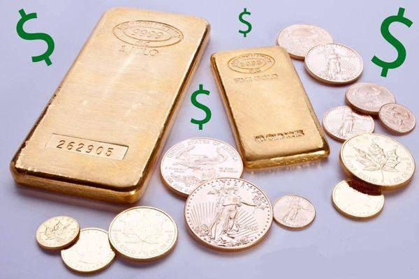 Evolución del precio del oro